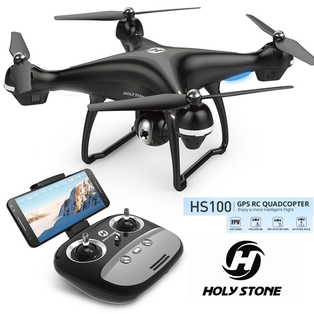 holy stone hs100 is at #1 for the best drones under 200