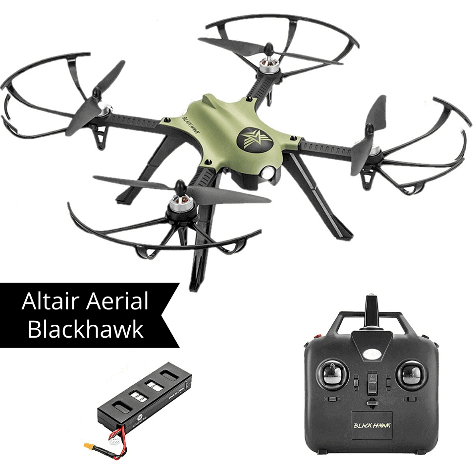 altair aerial blackhawk is best beginner drone under 100