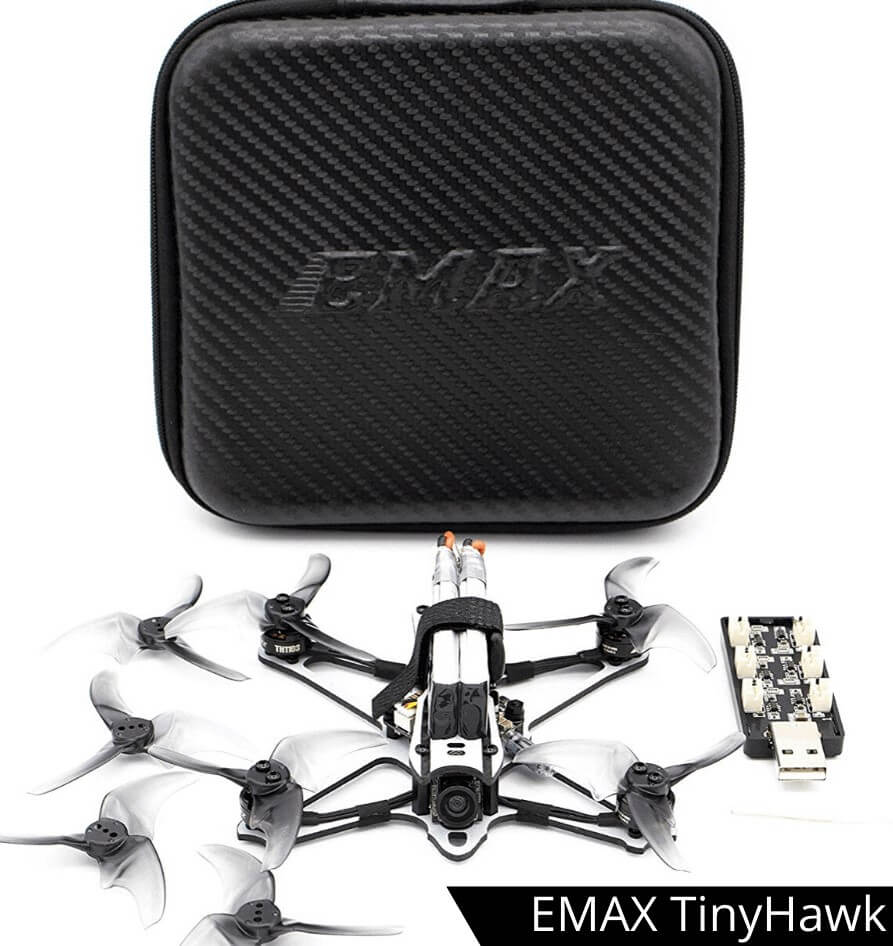Emax tinyhawk freestyle is the best Racing Drone under 100 dollars