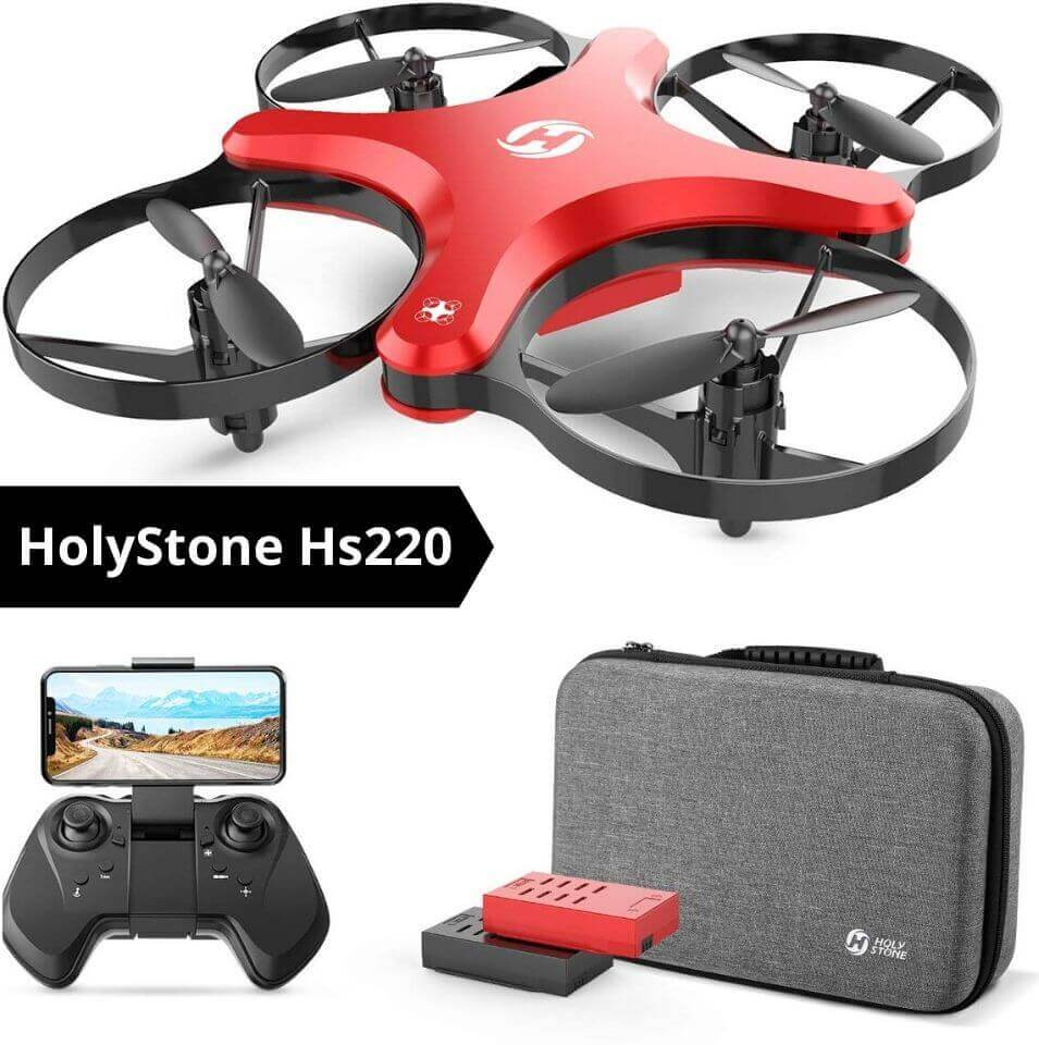 holy stone hs 220 is the best fpv drone under 100