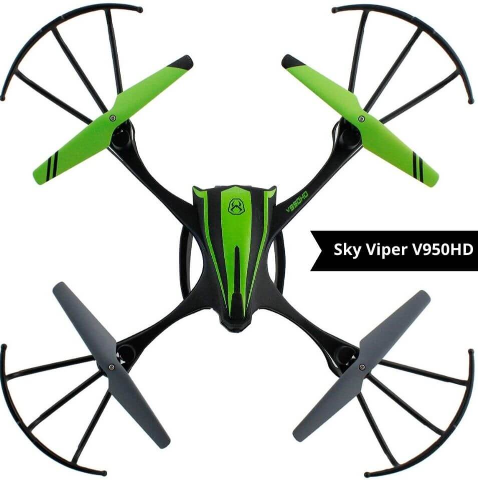 sky viper v950hd is best racing drone with camera under $100