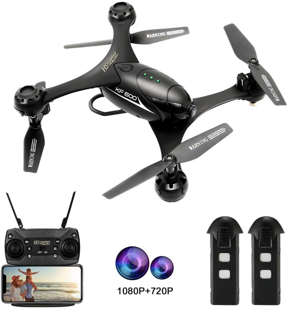 HSCOPTER is the best drone under 100 with hd camera