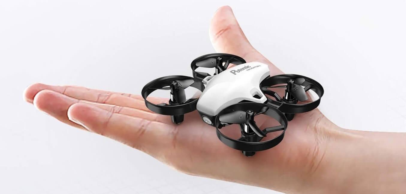 Potensic Mini Drone A20 Review – Best RC Nano Quadcopter