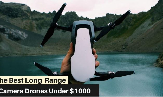 9 Best Drones Under 1000 Dollars for 2021 – (July Updated)