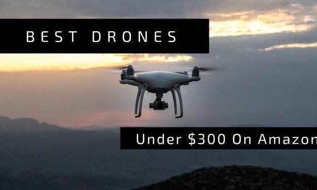Best Drones Under $300 To Buy in 2021 (July Updated)