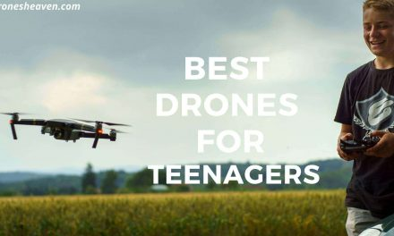 The Best Drone For Teenager – Buying Guide 2021 (October Updated)