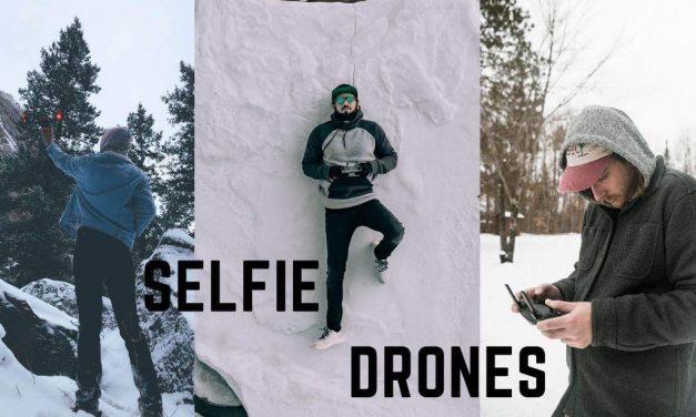 The 8 Best Selfie Drones In 2021 (July Updated)