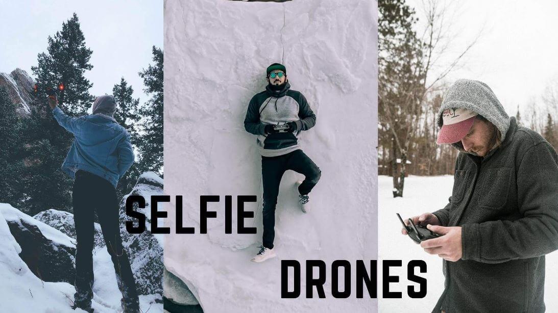 8 Best Selfie Drones In 2021 (October Updated)